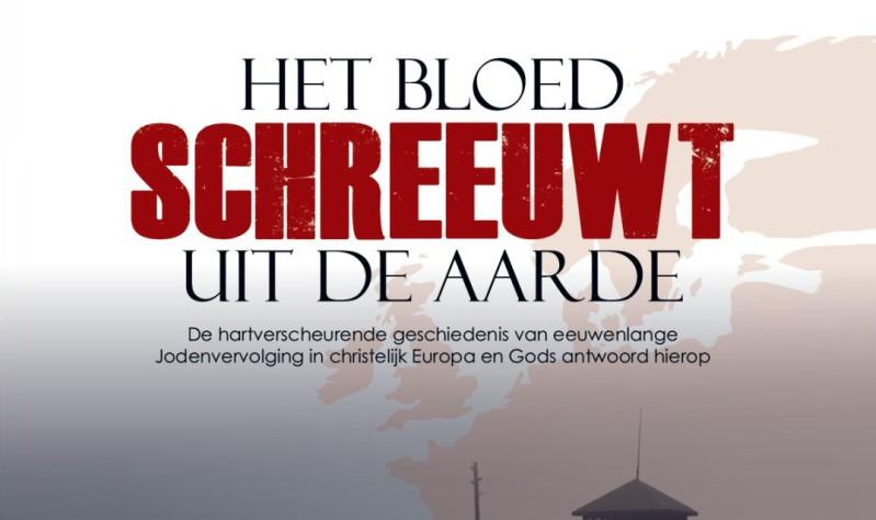 Nieuw boek: Het bloed schreeuwt uit de aarde