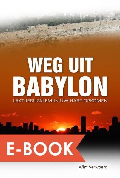 Weg uit Babylon Ebook