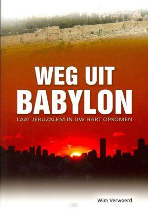 Weg uit Babylon cover
