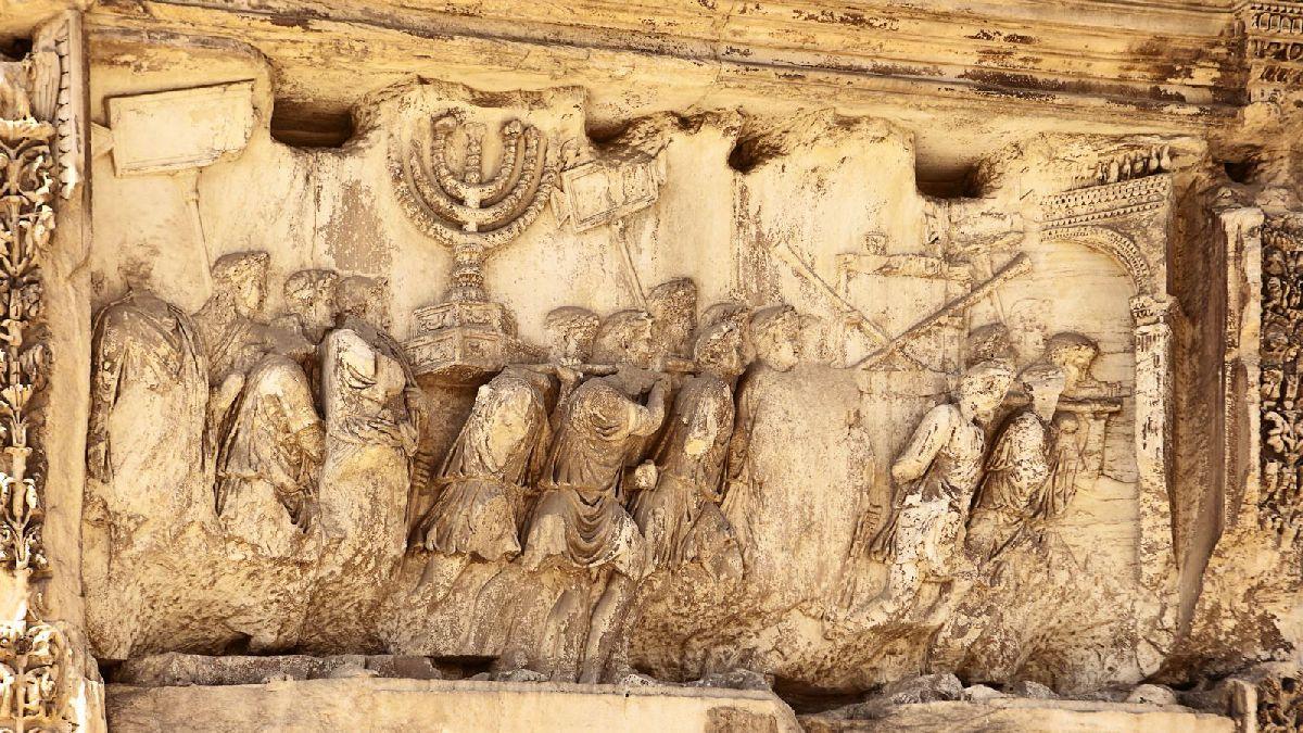 Israël grote verdrukking