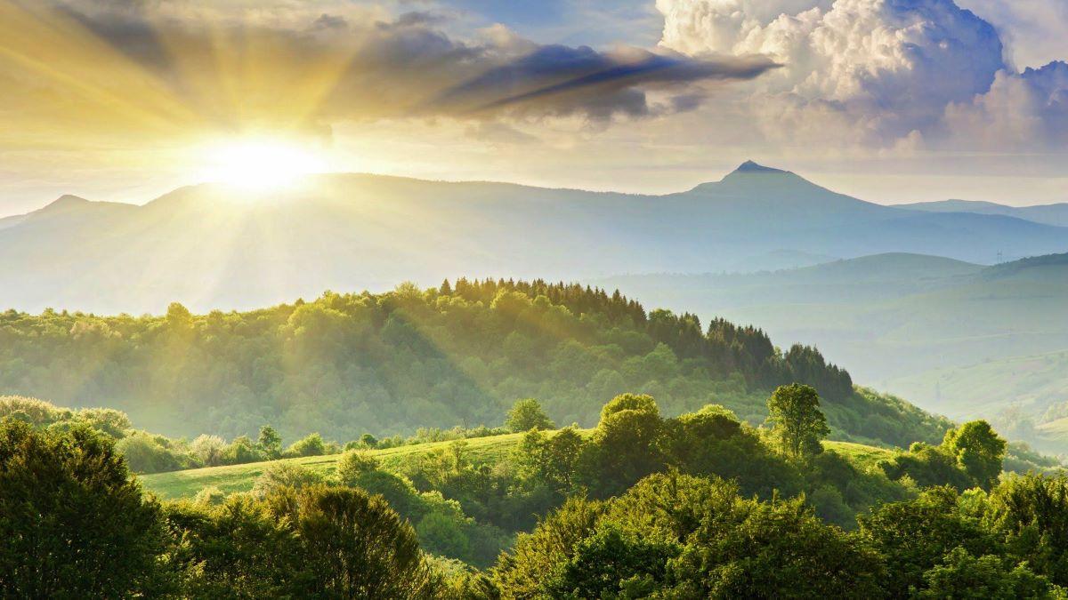 Een nieuwe hemel en aarde